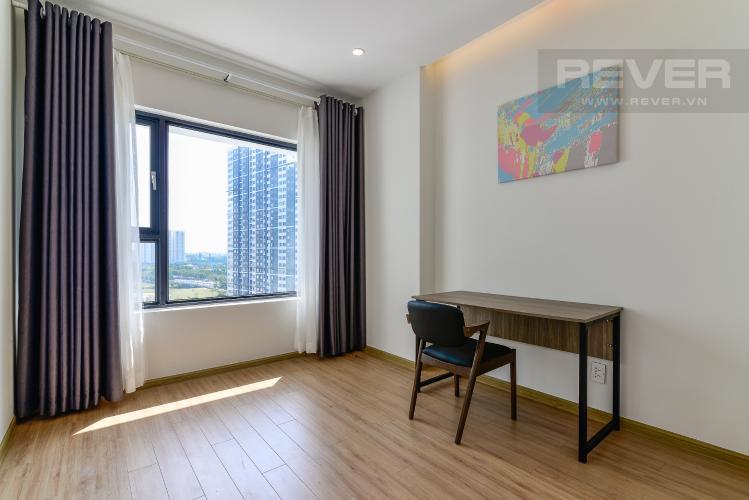 Phòng Ngủ 3 Cho thuê căn hộ New City Thủ Thiêm 85m2 gồm: 3PN 2WC, hướng Đông Bắc, view nội khu