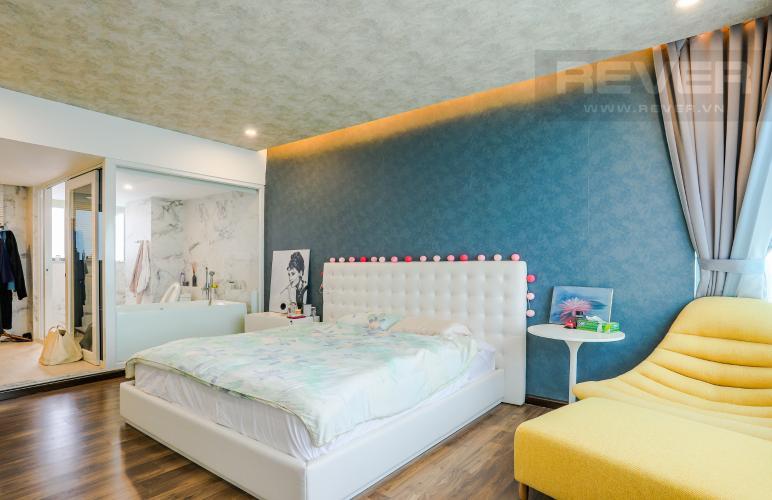 Phòng Ngủ 1 Căn hộ Riviera Point 3PN nội thất đầy đủ, có thể dọn vào ở ngay