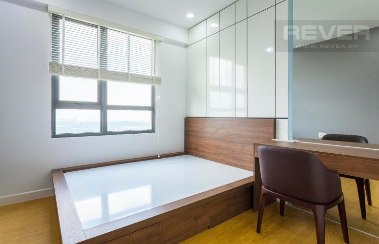 Phòng Ngủ 2 Căn hộ Masteri Thảo Điền 3 phòng ngủ tầng cao T4 view sông
