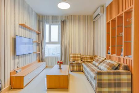 Căn hộ The Park Residence 2 phòng ngủ tầng cao B3 nội thất đầy đủ