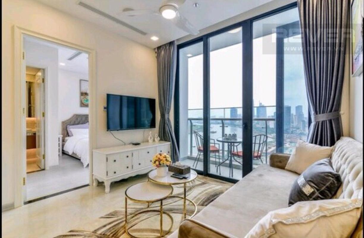 f67c532e1407f259ab16 Bán căn hộ Vinhomes Golden River 2PN, tháp The Aqua 4, đầy đủ nội thất, view sông và Bitexco