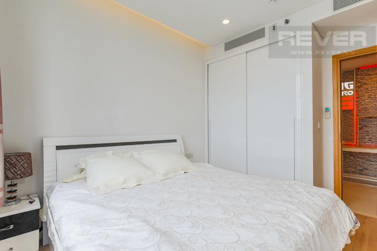 Phòng Ngủ 3 Cho thuê căn hộ Sarimi Sala Đại Quang Minh 3 phòng ngủ, đầy đủ nội thất, view Landmark 81