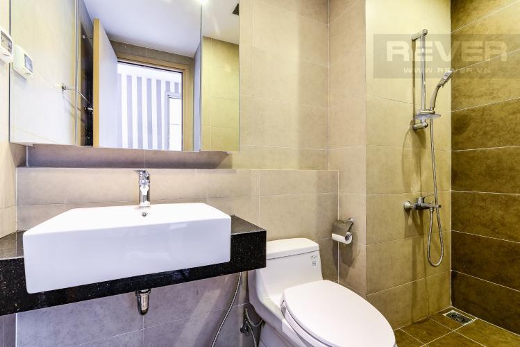 Phòng Tắm 1 Căn hộ Prince Residence 2 phòng ngủ tầng trung P1 nội thất đầy đủ