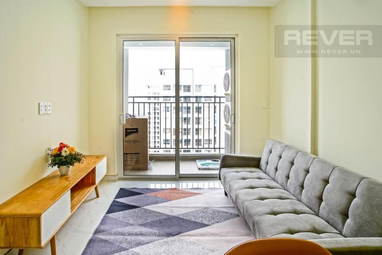 Cho thuê căn hộ Sunrise Riverside 2PN, tầng 23, đầy đủ nội thất, ban công hướng Bắc