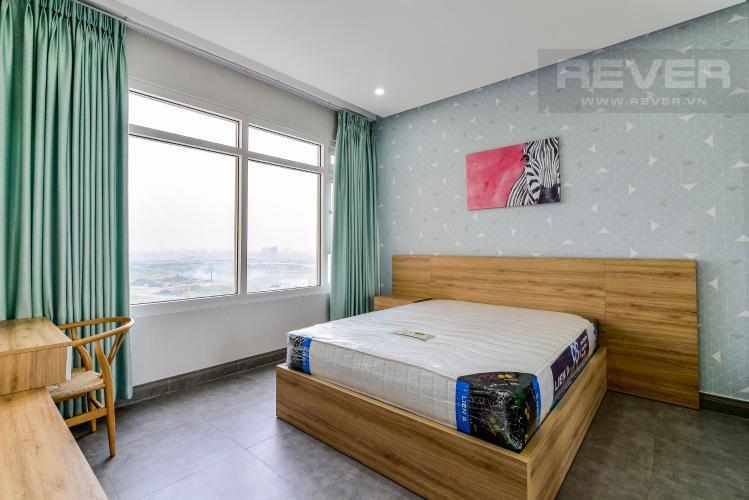 Phòng Ngủ 3 Penthouse Saigon Pearl tháp Sapphire diện tích 221m2 full nội thất