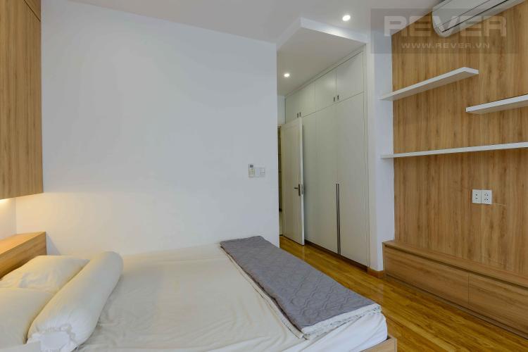Phòng Ngủ 1 Cho thuê căn hộ Tropic Garden 2PN, tầng thấp, đầy đủ nội thất, hướng Đông đón gió