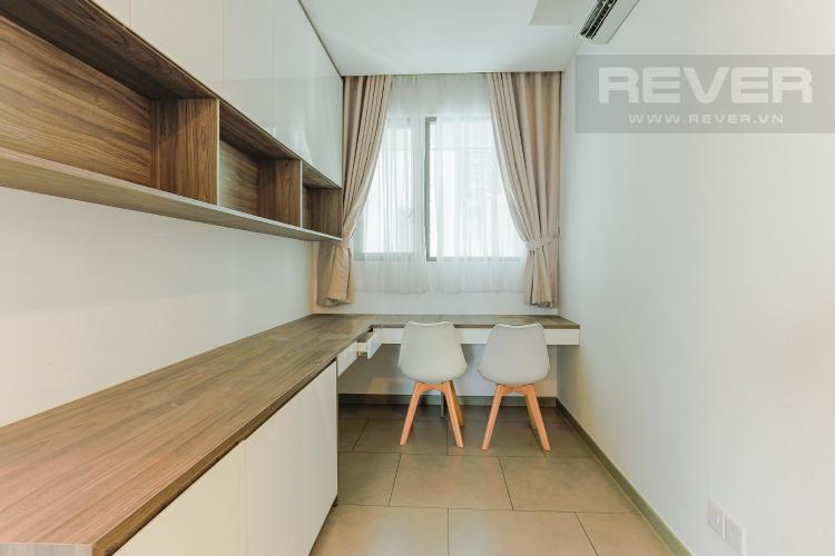 Phòng Làm Việc Căn hộ The View Riviera Point tầng thấp 4 phòng ngủ, full nội thất