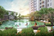 5 căn penthouse sang trọng trong dự án Jamila Khang Điền