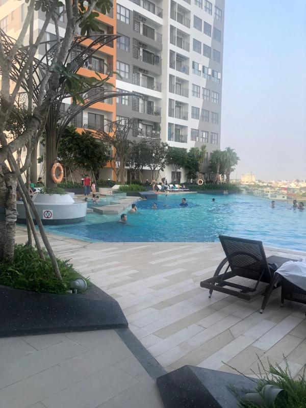 d2fec1ed67498017d958 Bán officetel The Sun Avenue 1 phòng ngủ, block 8, diện tích 51m2, view sông thoáng mát