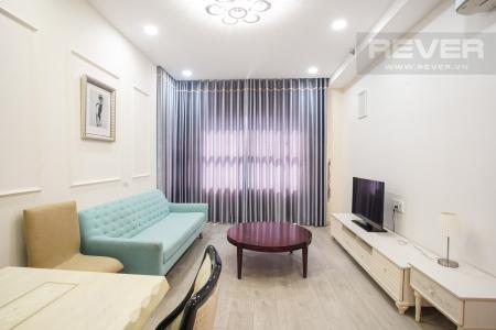 Cho thuê căn hộ Sunrise City 2PN, tháp X1 khu North, diện tích 76m2, đầy đủ nội thất, view thoáng