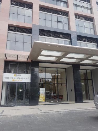 Bên ngoải dự án Officetel THE SUN AVENUE Bán officetel The Sun Avenue 1PN diện tích 33m2, nhà thô