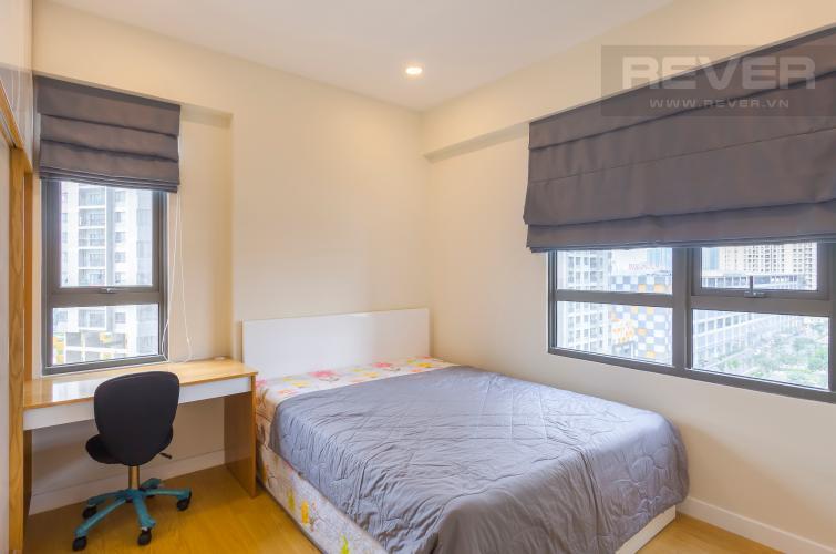 Phòng ngủ chính nằm vị trí góc cho view 2 hướng Căn góc Masteri Thảo Điền tầng cao hướng Tây