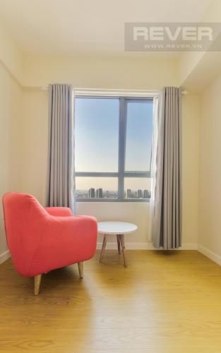 Phòng làm việc Căn góc Masteri Thảo Điền 2 phòng ngủ tầng cao T1 nội thất đầy đủ