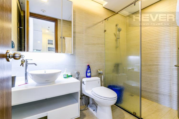 Phòng Tắm Căn hộ Vinhomes Central Park tầng cao P6 thiết kế 1 phòng ngủ thông thoáng