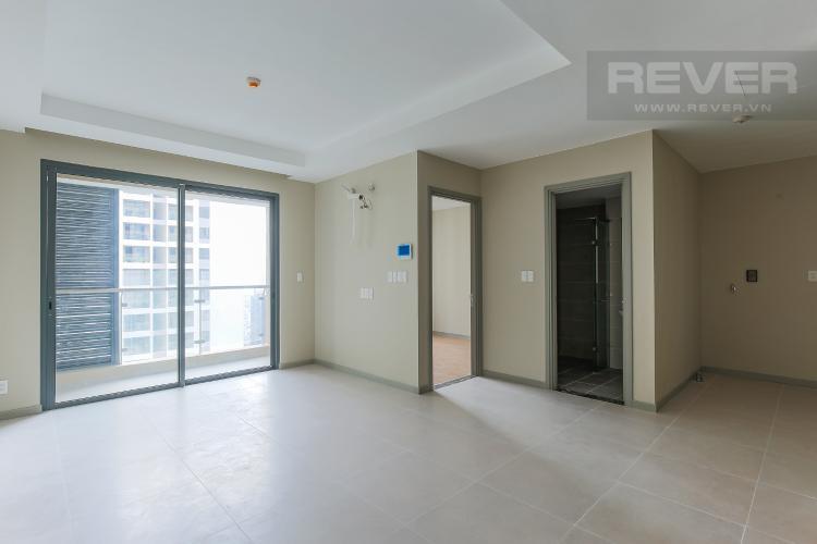 Phòng Khách Căn hộ The Gold View 1 phòng ngủ tầng cao A3 view nội khu