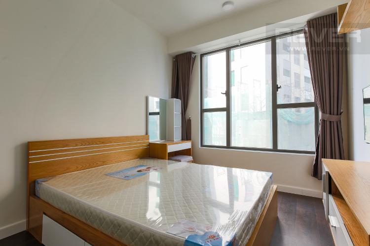 Phòng Ngủ 2 Căn hộ The Tresor 2 phòng  ngủ tầng thấp TS1 hướng Đông Bắc