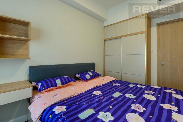 Phòng Ngủ 2 Cho thuê căn hộ The Sun Avenue 2PN, block 6, diện tích 75m2, đầy đủ nội thất đồng bộ