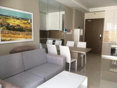 Bán căn hộ Masteri Millennium 2 phòng ngủ, diện tích 65m2, đầy đủ nội thất