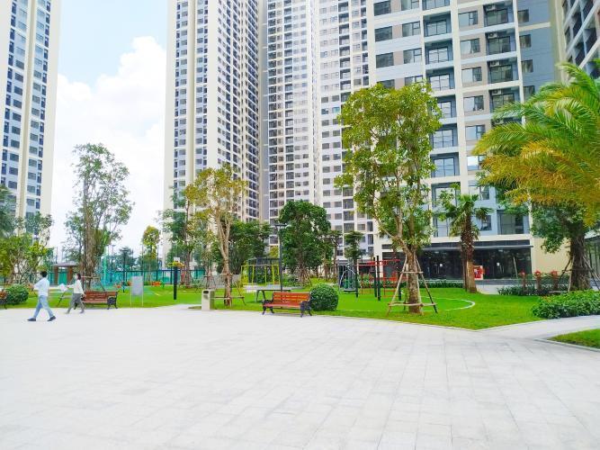 Tiện ích Vinhomes Grand Park Quận 9 Căn hộ Vinhomes Grand Park tầng thấp, thiết kế hiện đại.