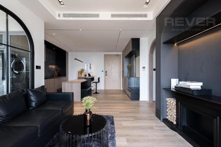 Bán và cho thuê căn hộ Palm Heights 2PN tầng cao, diện tích 77m2, đầy đủ nội thất cao cấp