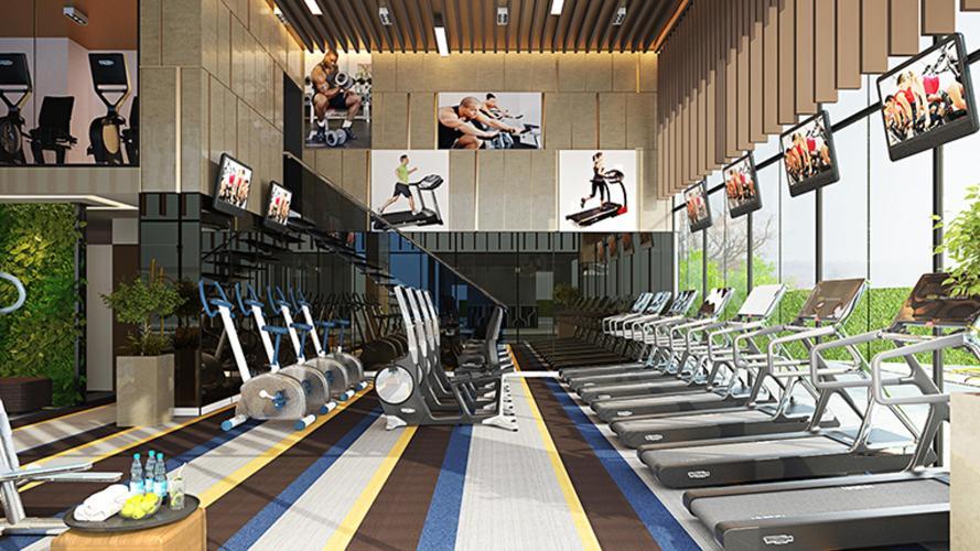 Saigon Gateway - Phòng gym Saigon Gateway