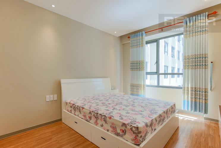 Phòng Ngủ 1 Căn hộ The Gold View 2 phòng ngủ tầng trung A1 view nội khu