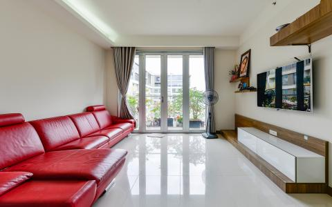 Căn hộ Saigon Airport tầng cao B1 nội thất cao cấp, đầy đủ tiện nghi