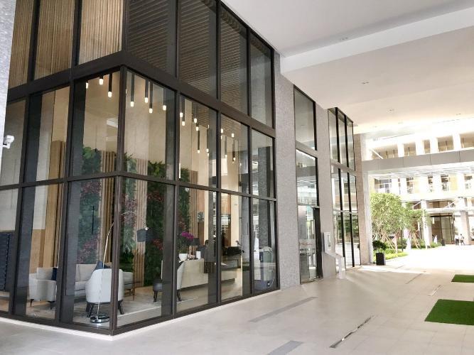 Tiện ích Phú Mỹ Hưng Midtown Căn hộ Phú Mỹ Hưng Midtown nội thất cơ bản, thiết kế gam màu trắng.