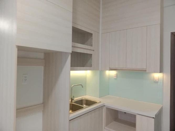 Khu vực Bếp  căn hộ SAFIRA KHANG ĐIỀN Bán căn hộ Safira Khang Điền 2PN, tầng 17, nội thất cơ bản