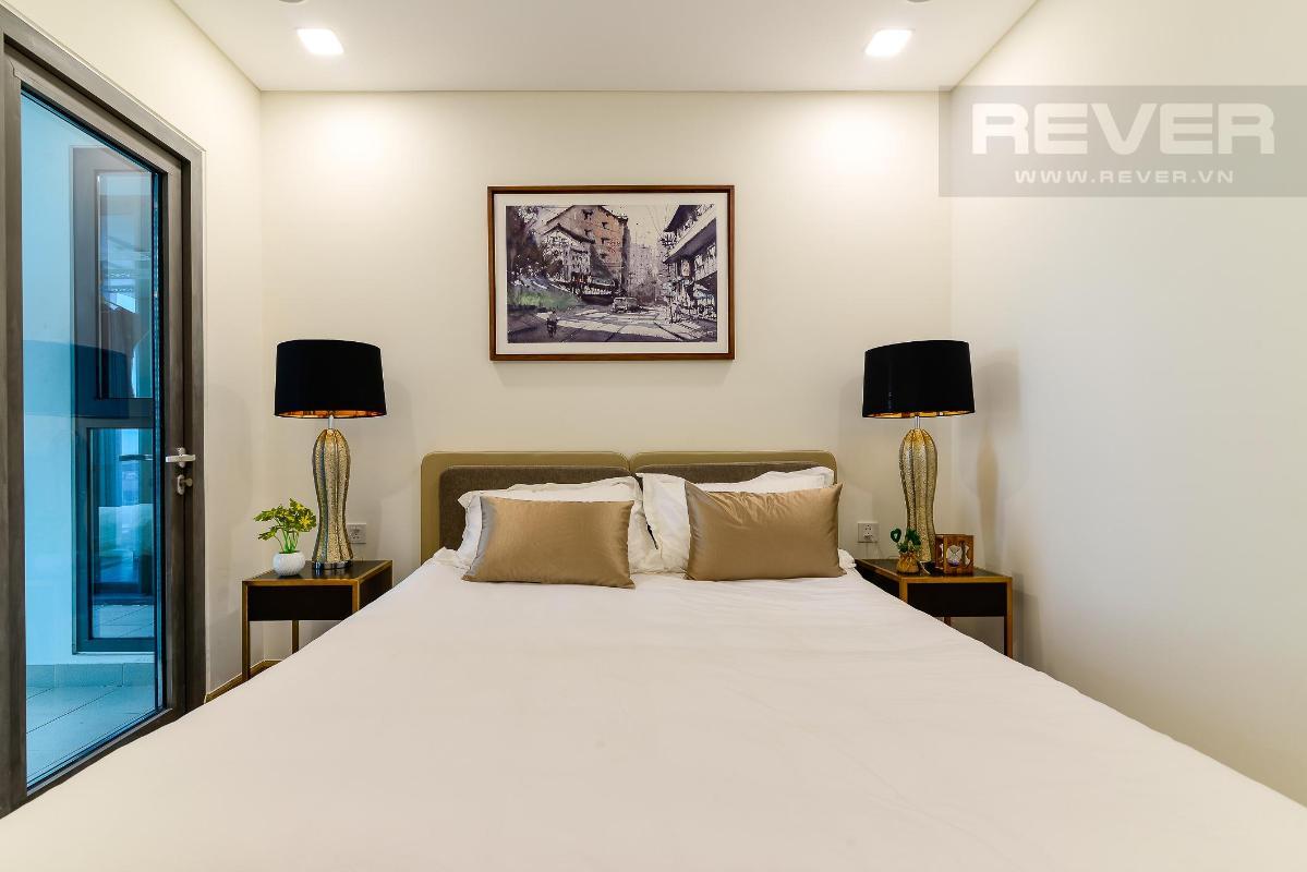 Phòng Ngủ 2.3 Bán hoặc cho thuê căn hộ Vinhomes Central Park 4PN, tháp Landmark 81, diện tích 164m2, đầy đủ nội thất, căn góc view thoáng