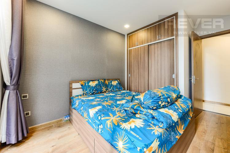 Phòng ngủ 2 Căn hộ Vinhomes Central Park tầng thấp, Park 7, 2 phòng ngủ, view nội khu