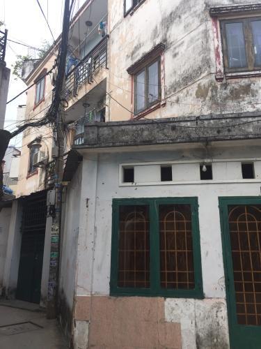 Bán nhà hẻm Nơ Trang Long, phường 14, Quận Bình Thạnh. Diện tích đất 96.4m2, diện tích xây sàn 173.1m2