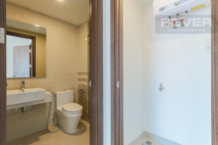 Phòng Tắm Cho thuê căn hộ Saigon Royal hướng Đông Bắc, 43m2 1PN 1WC, view thành phố