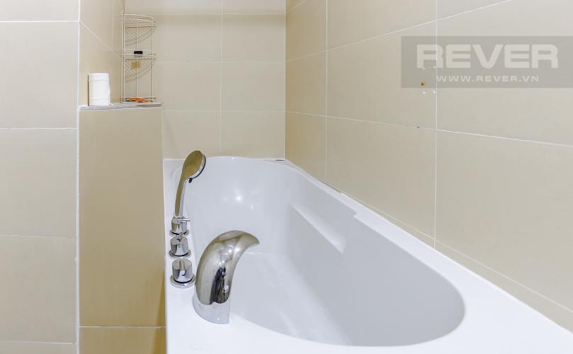 Phòng Tắm 1 Căn hộ M-One Nam Sài Gòn 2 phòng ngủ tầng cao T2 hướng Tây Nam