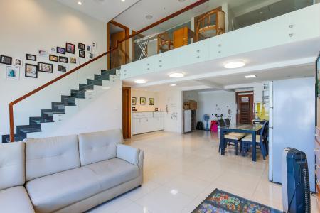 Duplex 3 phòng ngủ Phú Hoàng Anh tầng cao block C