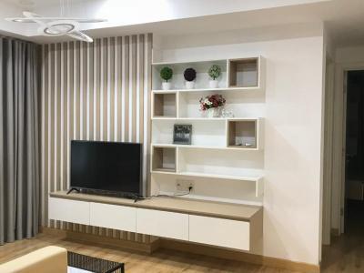 Cho thuê căn hộ Masteri Thảo Điền 2PN, tầng thấp, tháp T3, đầy đủ nội thất, view hồ cảnh quan và công viên