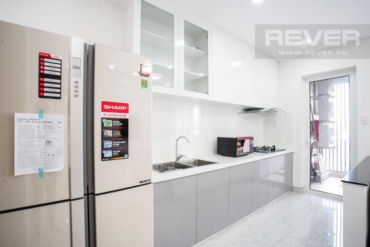 Phòng Bếp Bán hoặc cho thuê căn hộ Sunrise CityView 3PN, đầy đủ nội thất, view hồ bơi thoáng mát