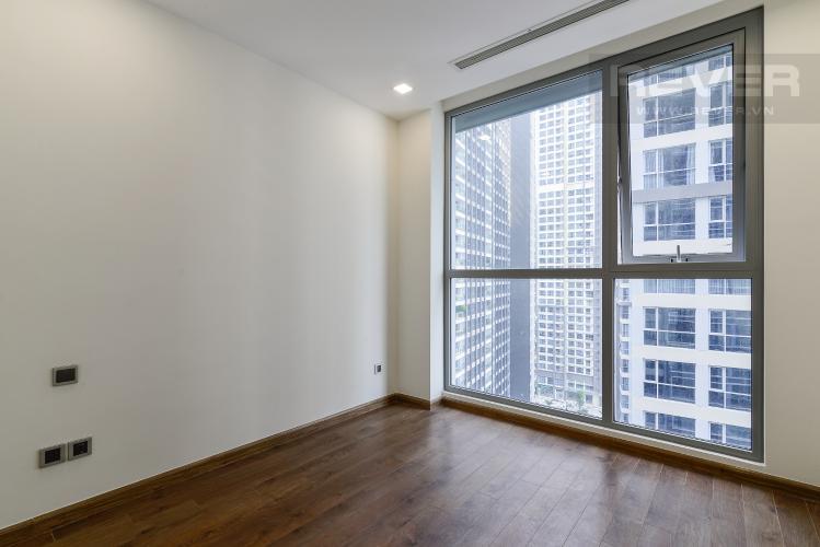 Phòng Ngủ 2 Căn hộ Vinhomes Central Park 2 phòng ngủ tầng trung P3 nhà mới