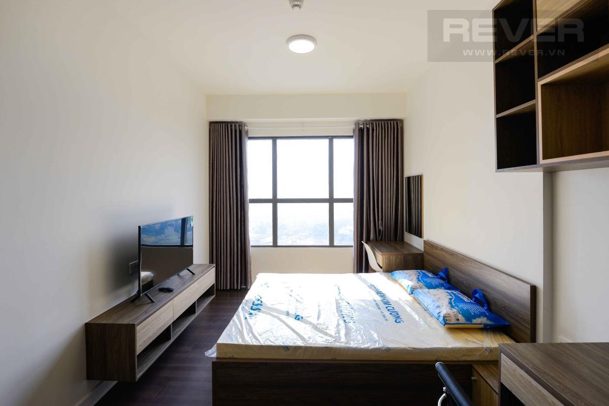 PN1 Cho thuê căn hộ The Sun Avenue 2 phòng ngủ, tầng cao, block 5, view Đông Nam thoáng mát