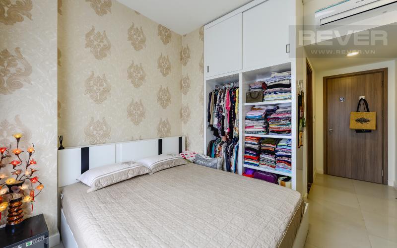 Phòng ngủ 1 Căn hộ Lexington Residence tầng cao LD thiết kế hiện đại
