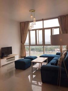 Cho thuê căn hộ The Vista An Phú 3PN, diện tích 140m2, đầy đủ nội thất, hướng Tây Bắc