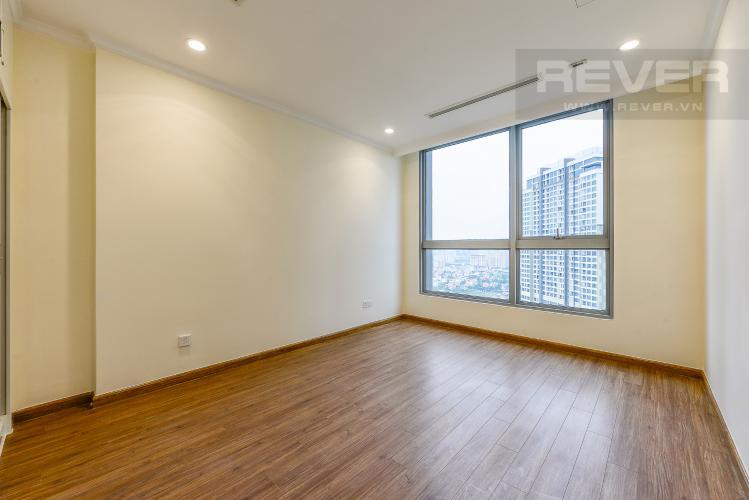 Phòng ngủ 2 Căn hộ Vinhomes Central Park 3 phòng ngủ tầng cao L4 view sông
