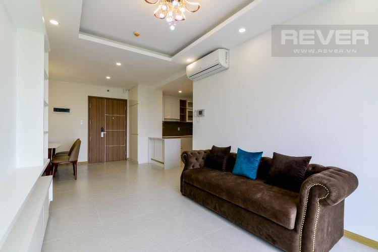 Phòng Khách Bán căn hộ New City Thủ Thiêm 3PN, thiết kế sang trọng, đầy đủ nội thất