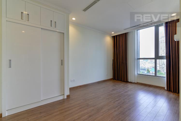 Phòng Ngủ 1 Bán căn hộ Vinhomes Central Park 3PN tầng trung tháp C3, diện tích lớn 121m2, không gian yên tĩnh