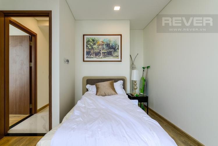 Phòng Ngủ 4 Căn hộ Vinhomes Central Park tháp Landmark 81, 4PN 2WC, nội thất đầy đủ