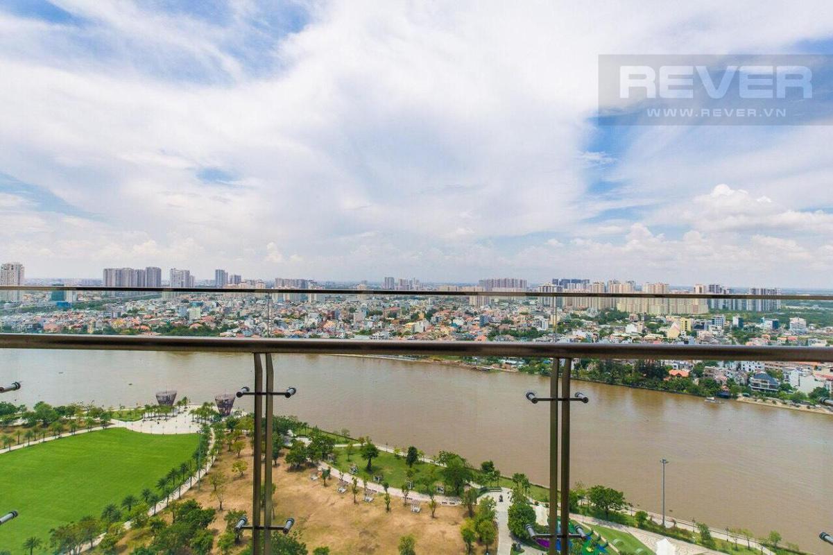ebe640bcbebf58e101ae Bán hoặc cho thuê căn hộ Vinhomes Central Park 4PN, tháp Park 3, đầy đủ nội thất, hướng Đông, view sông Sài Gòn và công viên trung tâm