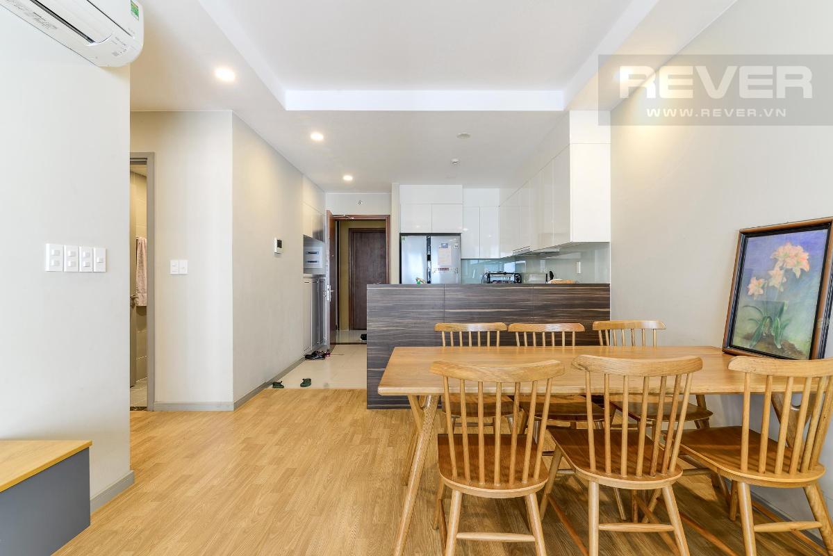 5 Bán hoặc cho thuê căn hộ The Gold View 2PN, tầng thấp, diện tích 82m2, đầy đủ nội thất
