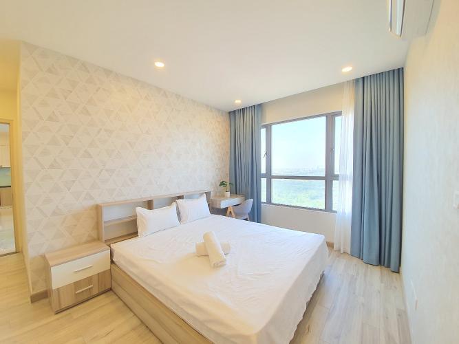 phòng ngủ căn hộ Palm Heights Căn hộ Palm Heights tầng cao, hướng Đông Nam.