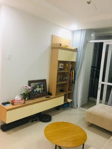 không gian căn hộ Him Lam Phú Đông Căn hộ Him Lam Phú Đông, tầng cao, ban công hướng Đông Nam.