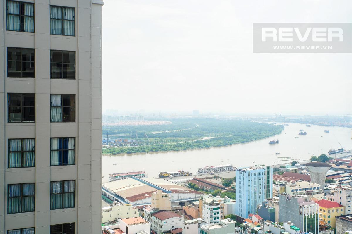 5a50da49a21844461d09 Cho thuê căn hộ The Tresor 2PN, tháp TS1, diện tích 65m2, đầy đủ nội thất, view sông Sài Gòn